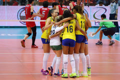 2015 FIVB Volleyball World Grand Prix Royalty Free Stock Photo