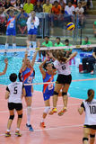 2015 FIVB Volleyball World Grand Prix Royalty Free Stock Photos