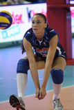 FIVB WOMEN'S VOLLEYBALL CHAMPIONSHIP - ITALY Stock Images