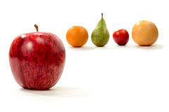 Five A Day Royalty Free Stock Photo