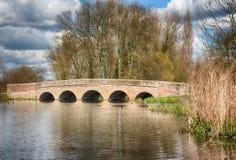 Five Arches Bridge Stock Photography