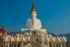 Five Buddha image. At Phetchabun province, Thailand Royalty Free Stock Photos
