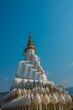 Five Buddha image. At Phetchabun province, Thailand Royalty Free Stock Photo