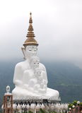 Five Buddha Royalty Free Stock Photos