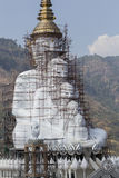 Five Buddha statue. In Phetchaboon Thailand Royalty Free Stock Photography