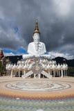 Five Buddhas at Wat Phra Thad Pha Son Kaew Temple, Thailand Royalty Free Stock Image