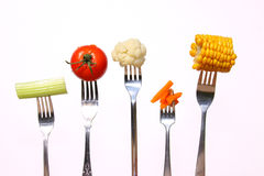 Five-a-day royalty free stock images