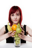 Five a day Stock Photography