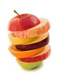 Five a day royalty free stock image