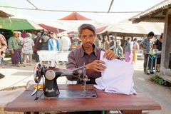 Free Five-day Market, Inle Lake Royalty Free Stock Images - 49303149