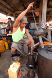 Five-day market, Inle Lake Stock Photos
