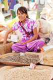 Five-day market, Inle Lake Stock Images