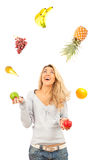 Five A Day, Or More Royalty Free Stock Photos
