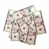 Five dollars Royalty Free Stock Photo