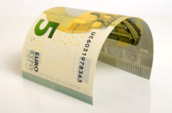 Five euros. Stock Images