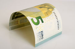 Five euros. Royalty Free Stock Photography