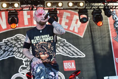 Five Finger Death Punch Stock Photos