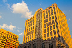 Five Hundred Boylston Building in Boston Royalty Free Stock Image