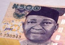 Five hundred naira Stock Image