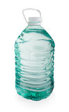 Five liter plastic bottle of pure water Stock Photography