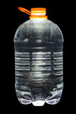Five litres of pure drinking water Royalty Free Stock Photography