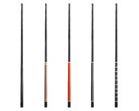 Five magic wands Stock Photo