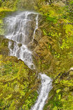 Five Mile Creek Falls Royalty Free Stock Photo
