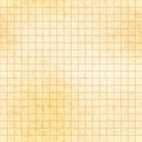 Five millimeter grid on old paper with texture, seamless pattern Stock Photo