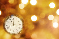 Five minutes to midnight Stock Photography