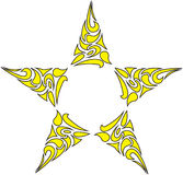 Five Pointed Star Royalty Free Stock Photos