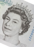 Five pound note Royalty Free Stock Image