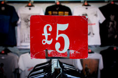 Five pounds Stock Photo