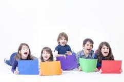 Five Preschooler Stock Photos