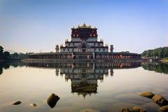 Five Seal Mandala, Wuyintancheng Royalty Free Stock Images