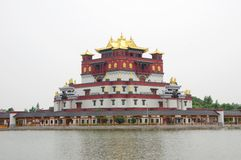 Five-signets Palace in China Royalty Free Stock Images