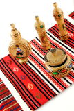 Five Souvenirs from Bulgaria Stock Images
