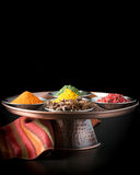 Five Spices Portrait Royalty Free Stock Photography