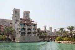 Five Star Arabian Luxury Royalty Free Stock Photography