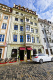 Five-Star Superior Hotel Suitess in Dresden Stock Image