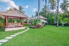 Five Star Villa Bali Stock Image