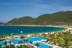 Free Five Star Vinpearl Resort View At Nha Trang, Vietnam Royalty Free Stock Images - 77918249