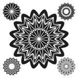 Five stars Royalty Free Stock Image