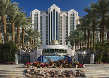 Five stars hotel Herods Palace, Eilat, Israel Stock Photography