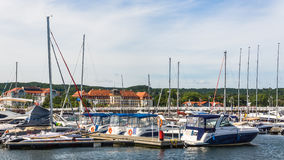 Five stars Sofitel Grand Sopot Royalty Free Stock Image