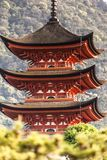 Five-storey pagoda   Stock Photos