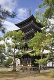 Five-story Pagoda of Kofukuji Stock Photos