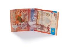 Five thousand tenge. Stock Image