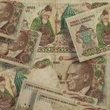 Five thousand Turkish Liras Stock Photos