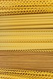 Long Pasta Stock Photography