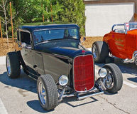 Five Window Coupe Stock Photography